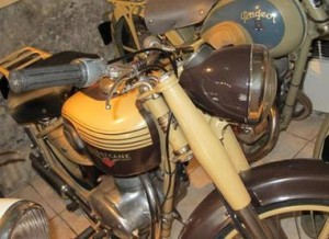 moto ancienne